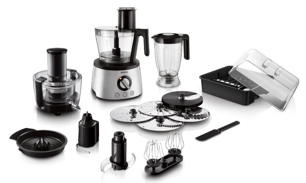 Philips Food Processor set