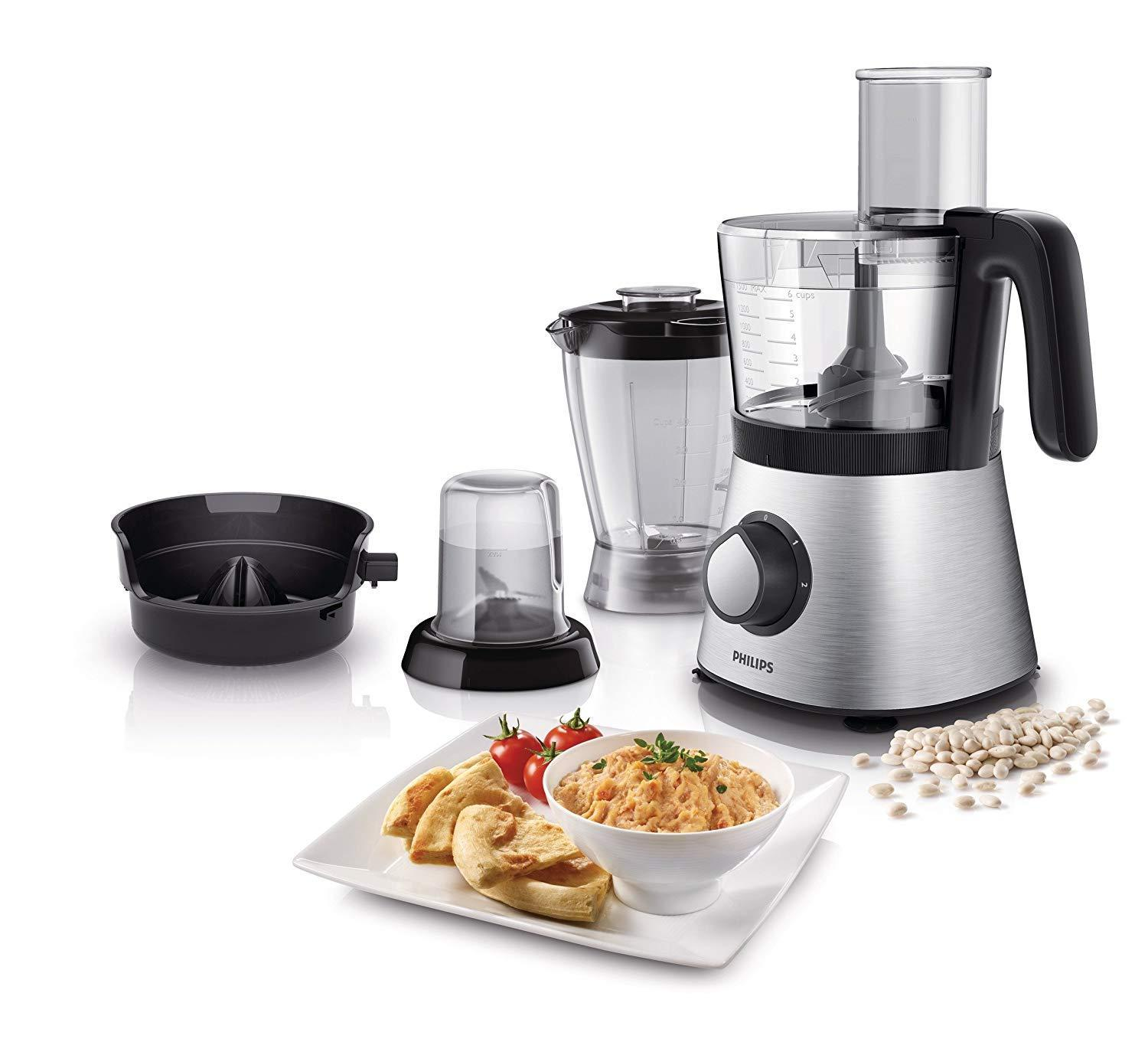 Philips test HR Food processor